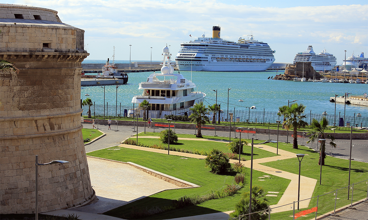 Transportation between rome and the cruise port of - Transfer from rome to civitavecchia port ...