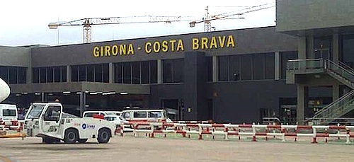 GRO Airport to Barcelona
