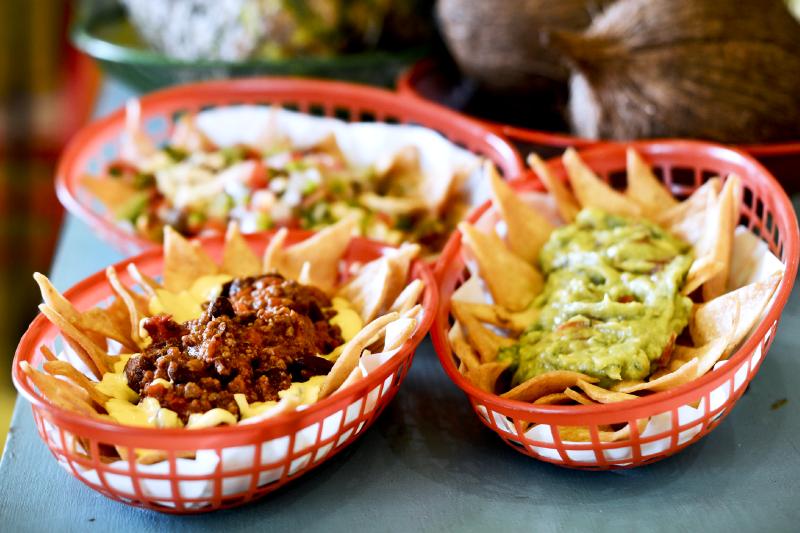Taqueria Mexican Food